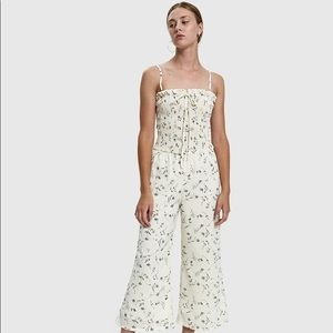 NWT Need supply/ Farrow jumpsuit